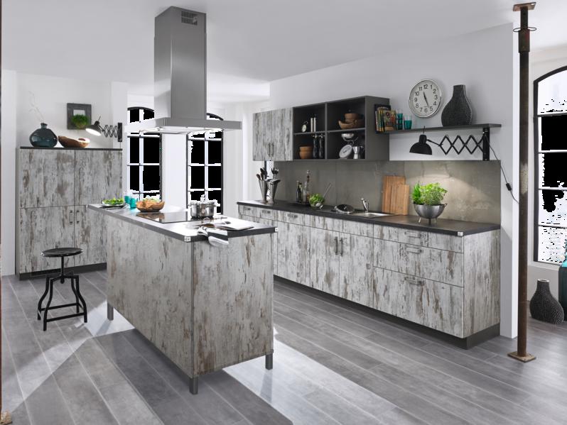 Industrial Style Für Küche Küche&Co
