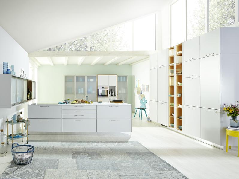 Sommerküche Living At Home : Auf einer welle mit dem sommer urlaubsfeeling in der küche küche&co