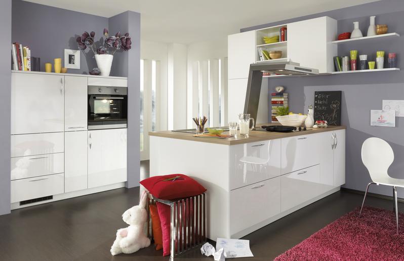 Weiße Küchen - Küchentrends in Weiß - Küche&Co