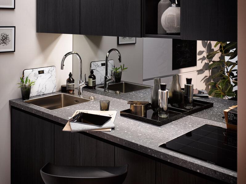 Die Richtige Arbeitsplatte Für Die Küche Kücheco