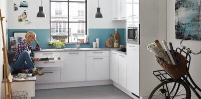 Küchenbeleuchtung Ideen küchenbeleuchtung - stimmungsvolle led-beleuchtung für die küche