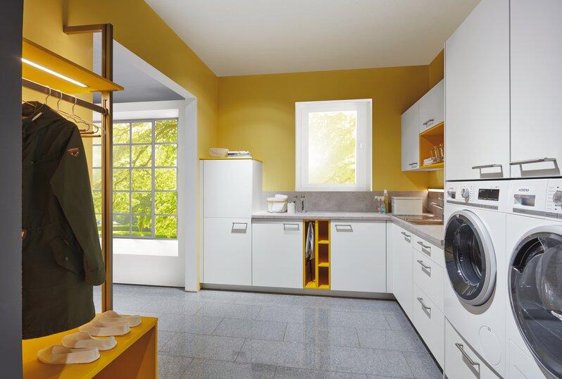 Einen Hauswirtschaftsraum Planen Und Praktisch Einrichten