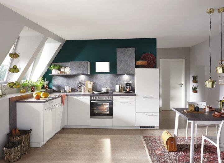 Kleine Küche, großer Spaß - Ideen für kleine Küchen - Küche&Co