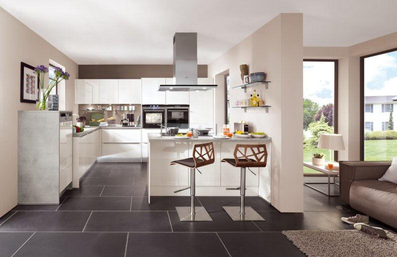 Beliebt Küchentresen: moderne Bartresen für die Küche - Küche&Co TP27