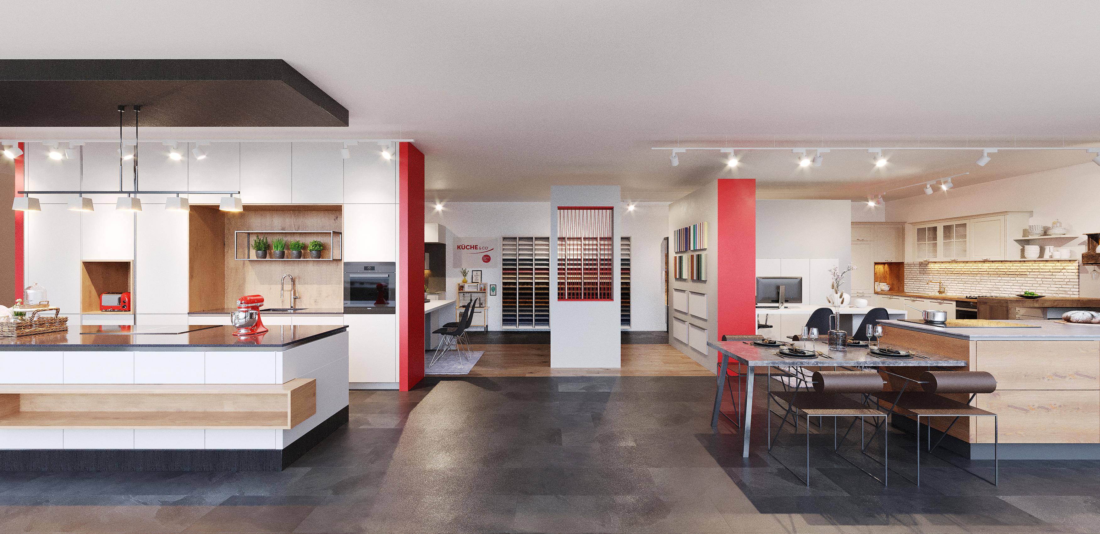 Küche&Co Gmbh -Virtuelles Studio-