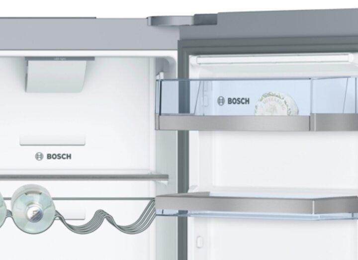 Siemens Kühlschrank Urlaubsschaltung : Side by side kühlschrank bosch kad ai küche co