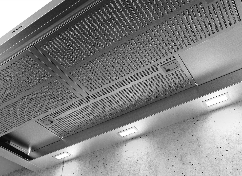 Dunstabzugshaube Siemens Hausgeräte LI97RA561   Küche&Co
