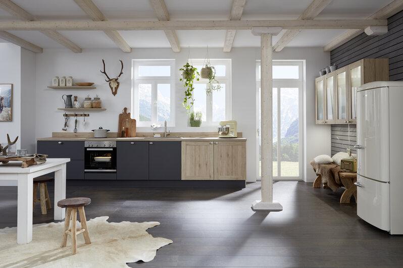 Küchenfronten im Überblick – Materialien, Design, Pflege ...