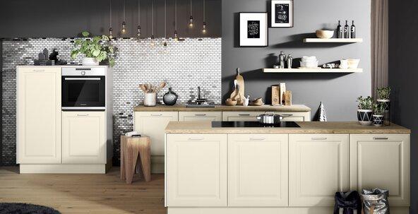 Landhauskuche Gunstig Kaufen Einbaukuche Im Landhausstil Kuche Co