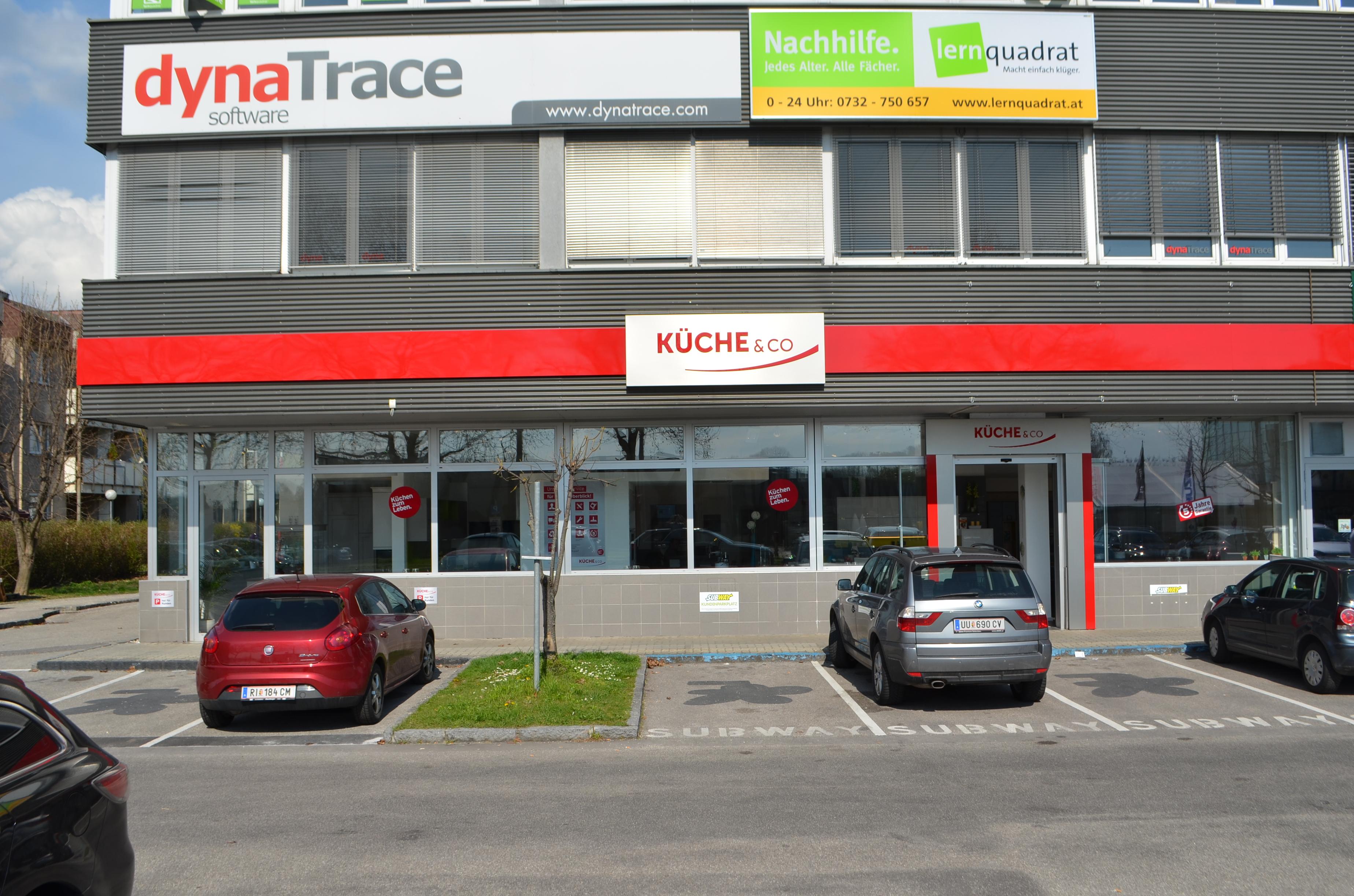 Küchenstudio Linz - Küche&Co
