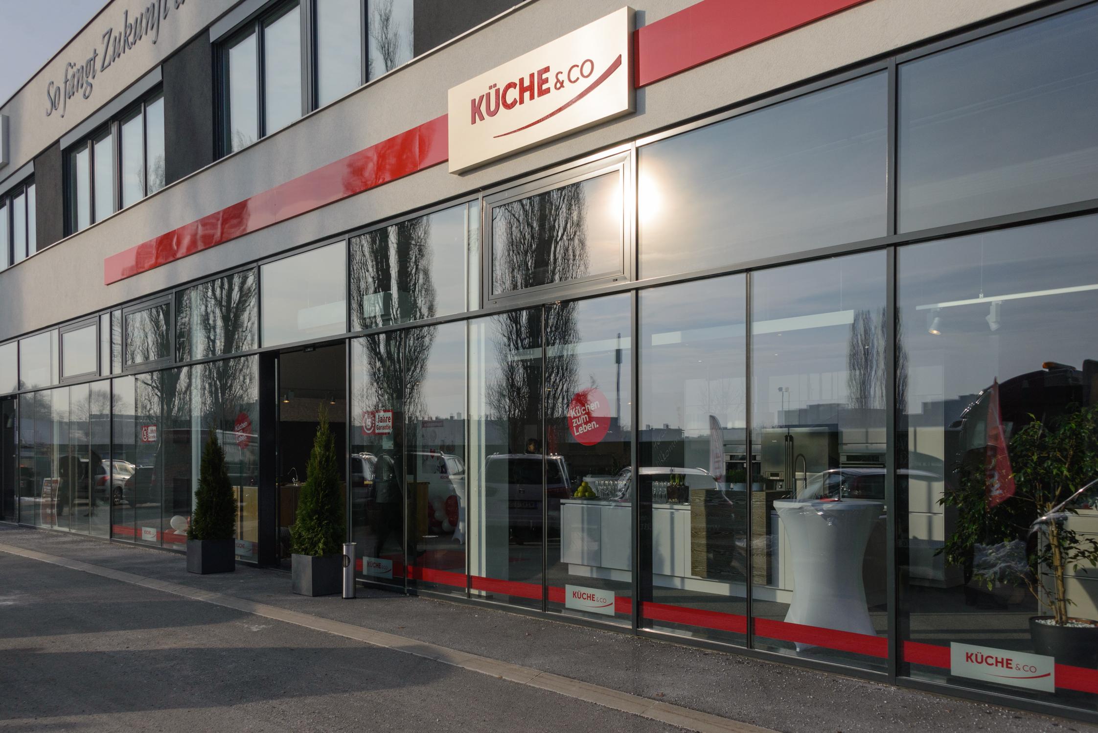 Küchenstudio Graz - Küche&Co
