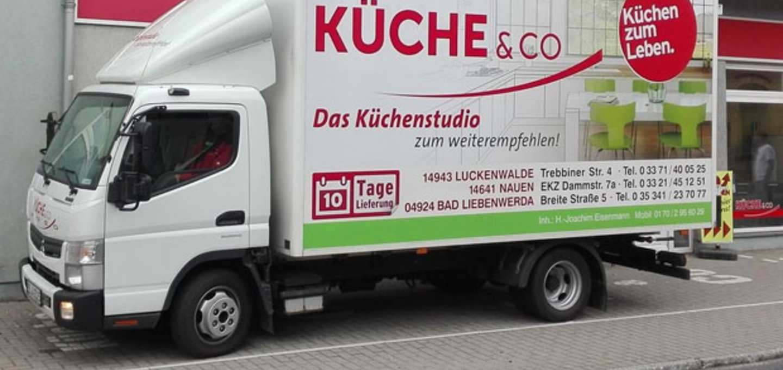 Kuche Co Kuchenstudio Luckenwalde Kuche Co