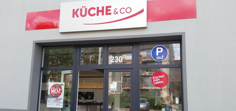 Küchenstudio Krefeld - Küche&Co