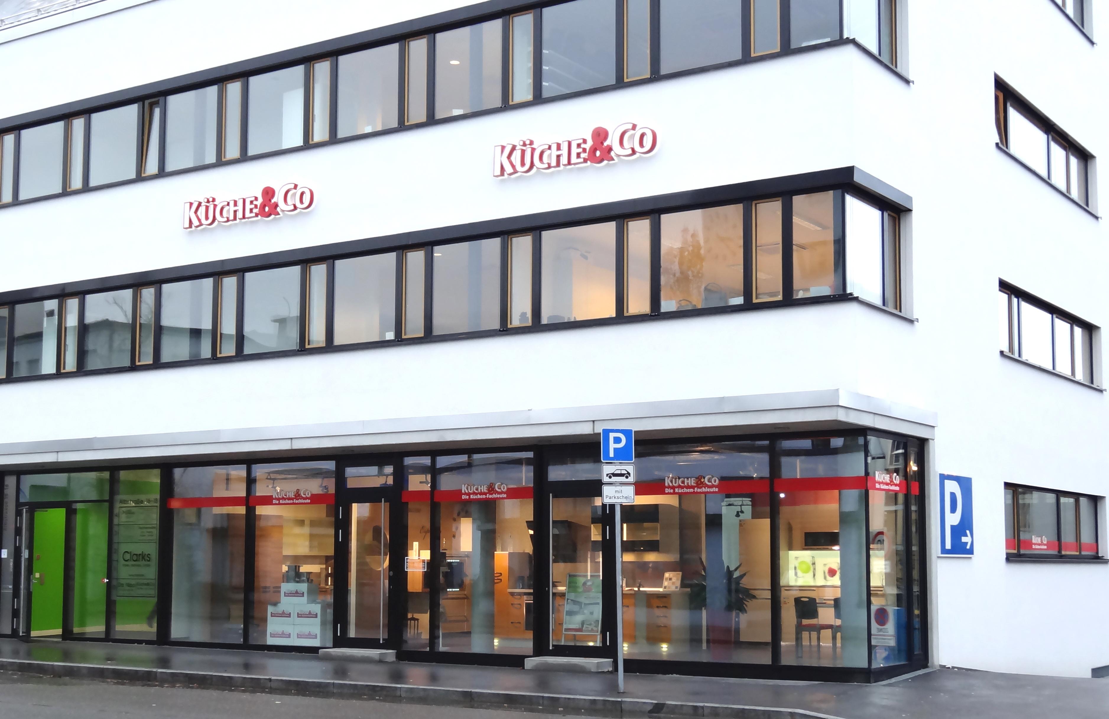 Kuchenstudio Reutlingen Kuche Co