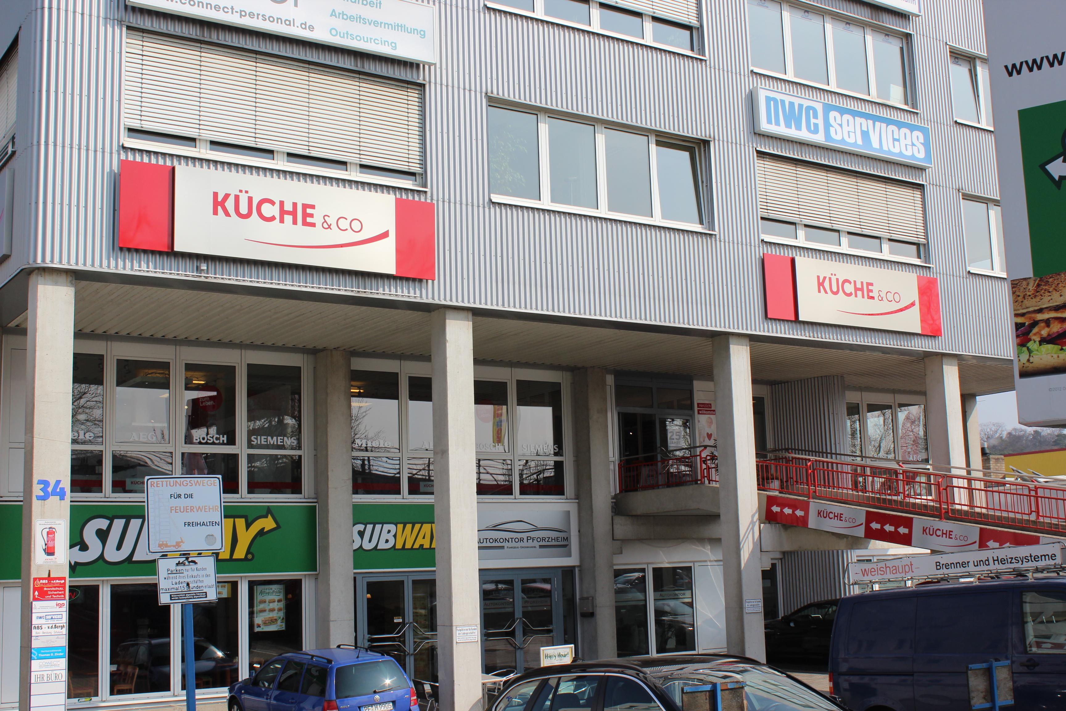 Küchenstudio Pforzheim » Küchen kaufen - Küche&Co