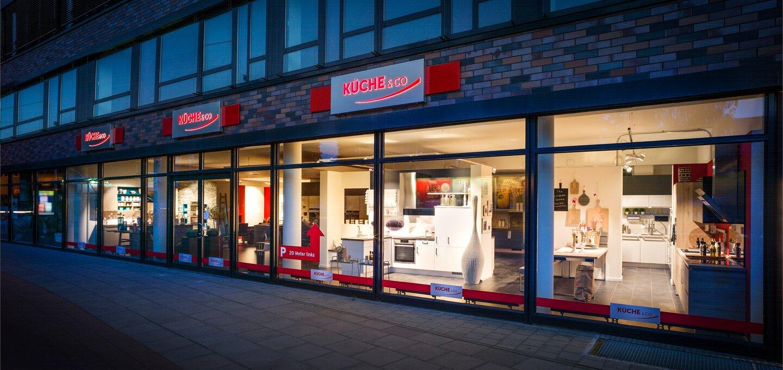 Küchenstudio Hamburg-Eppendorf - Küche&Co