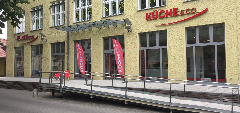Küchenstudio Berlin-Spandau - Küche&Co