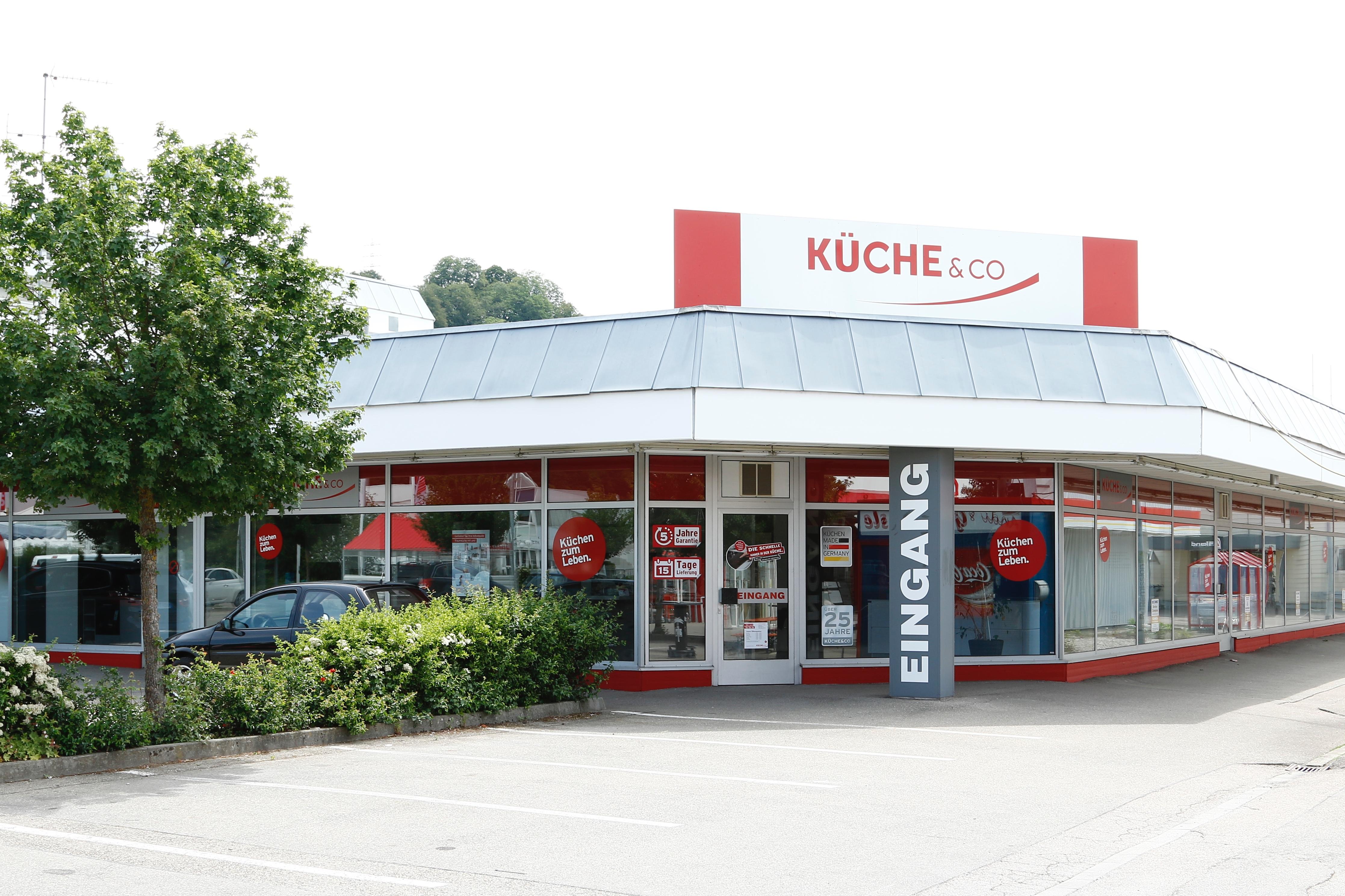 Küchenstudio Heidenheim » Küchen kaufen - Küche&Co